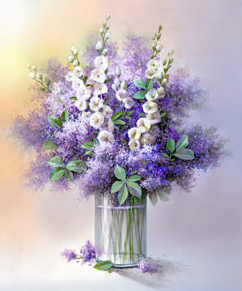 Violet Poems - 29 Poems About Violet Flowers Pure & Lovely Beauty
