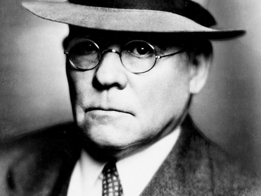 Biography Edgar Lee Masters